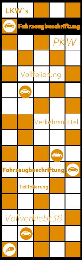 Fahrzeugbeschriftung bei P&K Schmiedel