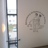 Beschriftung Wand - Wandtattoo