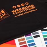 Textilveredelung und Stick - Flexfolien