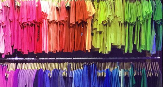 Textilveredelung- und Stick
