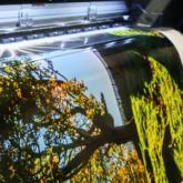 Digitaldruck im Druckraum von P&K Schmiedel