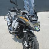 Motorrad Beschriftung